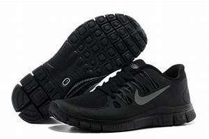 Nike Free Run 5.0 Mens All Black graysands.co.uk