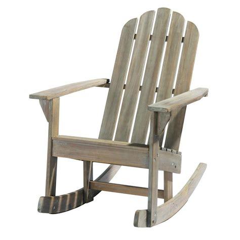 fauteuil bois exterieur