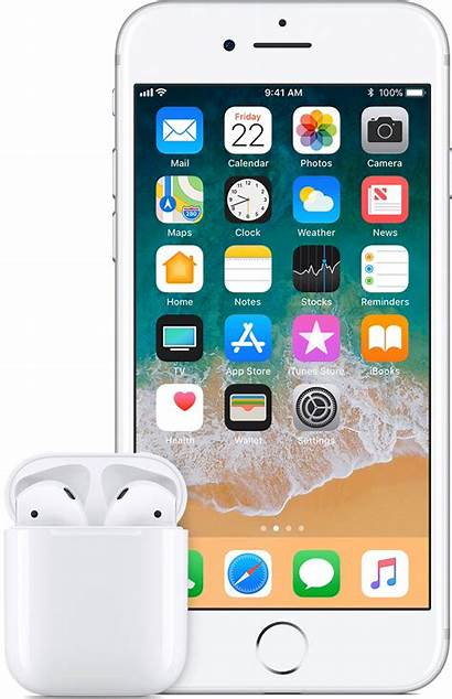 Airpods Apple Connect Support Airpod Iphone Animation