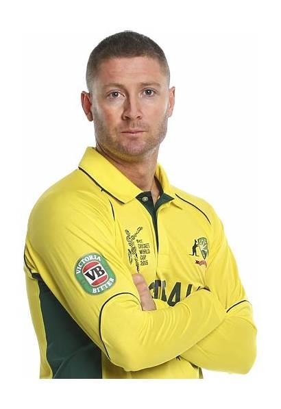 Clarke Michael Cricket Batter Australia
