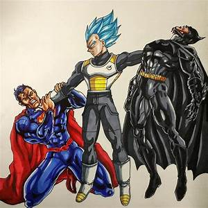 Goku And Vegeta Vs Superman And Batman | www.imgkid.com ...