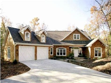 rambler house plans  angled garage fresh   angled garage house plans stock home