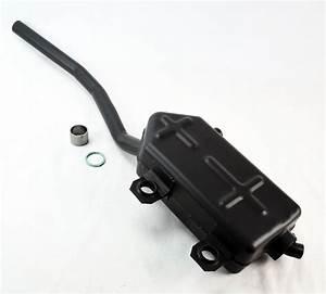 Replacement Exhaust Muffler For Kawasaki Atv Bayou 300