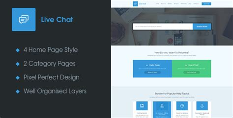 live chat help desk live chat a help desk psd template by themexy themeforest
