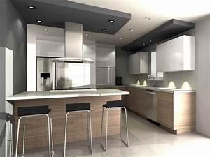 amenagement interieur de cuisine et salle de bain andre With salle de bain design avec entreprise de décoration d intérieur en algérie