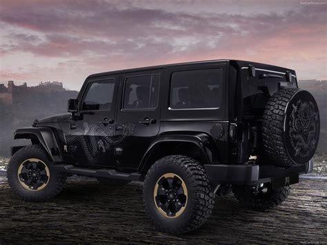Jeep Wrangler Dragon Concept (2012)