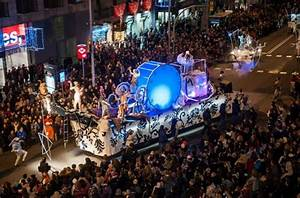 The Three Kings Parade in Barcelona Rent Top Apartments