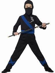 Best homemade ninja costume ideas and images on bing find what diy ninja costume blue and black ninja costume solutioingenieria Image collections