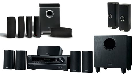 Top 5 Best Surround Sound System Speakers Reviews 2017