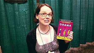 Artist Alley: Raina Telgemeier and the Dentally Challenged ...