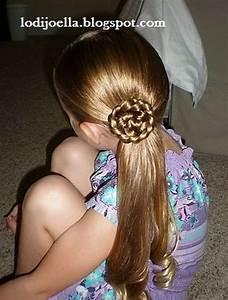 Fotos de peinados para niñas