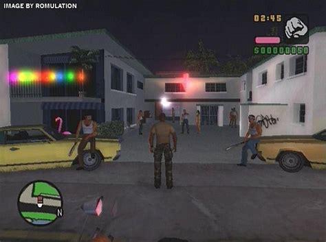 Vice City Stories (usa) Ps2 / Sony