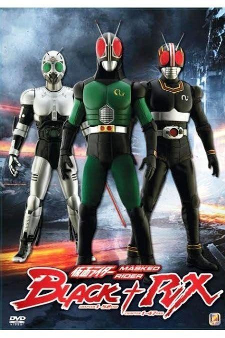 black kamen rider rx serie completa todos epis 243 dios