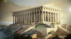 The Temple Of Artemis At Ephesus Drive Thru History