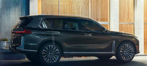 It's Almost Here! 2019 Bmw X7 Concept Leaked Ahead Of