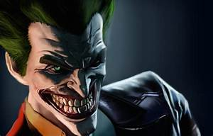 Joker Wallpaper Arkham Origins Best Quality ~ Wallpaper ...