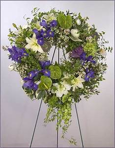 funeral flowers images | Sympathy, Wreaths, Funeral Flower ...
