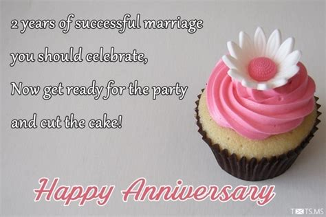 years  successful marriage txtsms