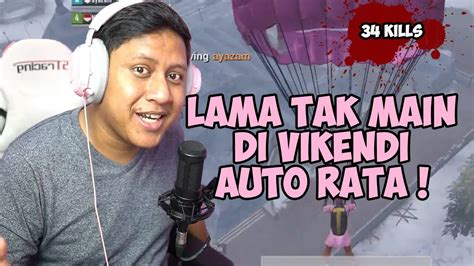 joni ratakan vikendi pubg mobile indonesia youtube