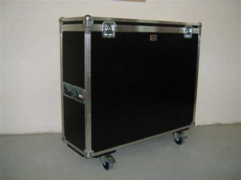 mobile cocktail bar flightcase  wheels xxcm