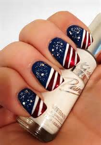 Th of july nails best christmas nail art design