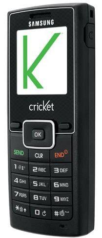 samsung  lands  cricket wireless