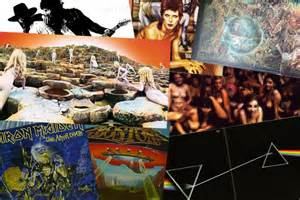 Top Classic Rock Album Covers
