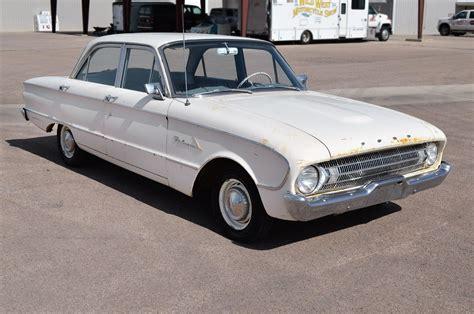 34,597 Original Miles: 1961 Ford Falcon