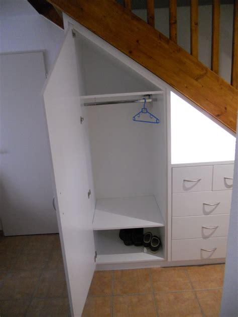 meuble sous escalier sur mesure brodie agencement