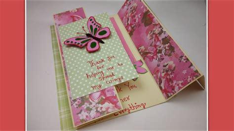 teachers day card making ideadiy teachers day card