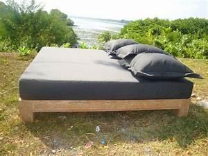 Bain De Soleil Deux Places : beds en teck pour plage priv e et bord de piscine d 39 h tels ~ Dailycaller-alerts.com Idées de Décoration