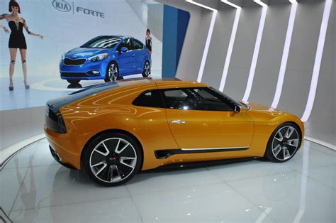 Kia Picture by 2014 Kia Gt4 Stinger Picture 538521 Car Review Top Speed