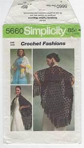 5660 Simplicity - Vintage 1973 Crochet Fashions