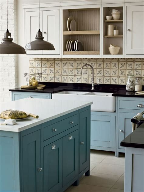 vermont country kitchen best 25 blue country kitchen ideas on modern 3126