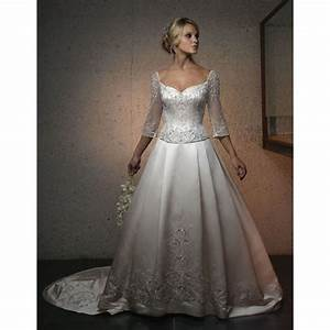 traditional wedding dresses with sleeves pictures ideas With traditional wedding dresses