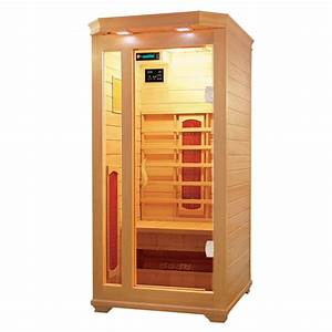1 Mann Sauna : one person infrared sauna with ceramic heaters ~ Articles-book.com Haus und Dekorationen