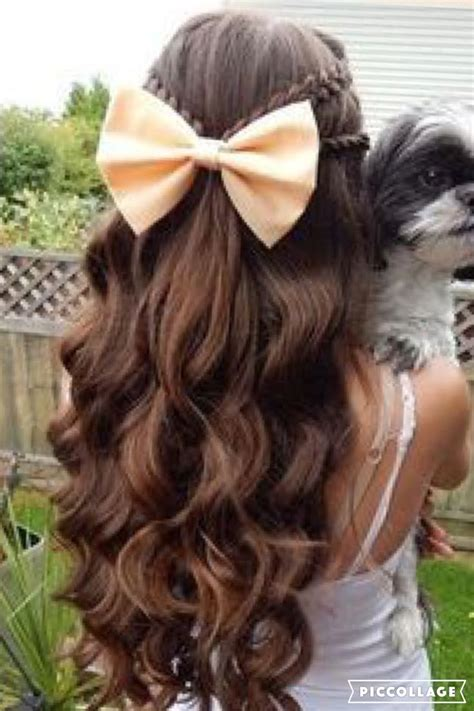 cute casual hairstyle for anywhere brooke s hair long