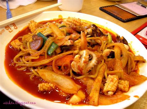 Resep makanan korea sundubu jjigae (dalam bahasa indonesia sup tahu pedas). Dapur Keceeh B): Makanan Korea yang wajib dicoba