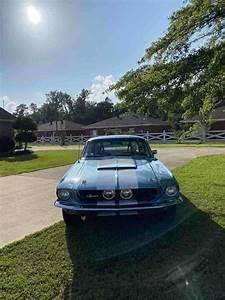 1967 Ford Gt 500 Sportscar Blue Rwd Manual Gt500