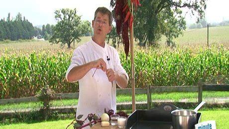 cuisiner l amarante avec alain darroze minutefacile