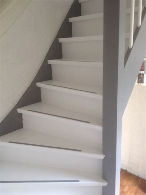 je trap verven trap opknappen schilder je trap voordemakers nl