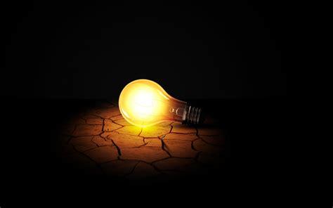 of light light bulb wallpaper