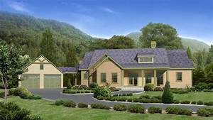 Lake, Front, Plan, 2, 924, Square, Feet, 4, Bedrooms, 4