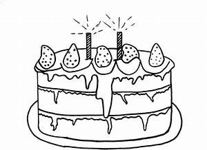 Dessin Gateau Anniversaire : 116 dessins de coloriage anniversaire imprimer dessin ~ Melissatoandfro.com Idées de Décoration