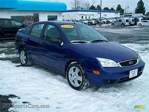 Ford Focus 2006 : 2006 ford focus zx4 ses sedan in sonic blue metallic photo ~ Melissatoandfro.com Idées de Décoration