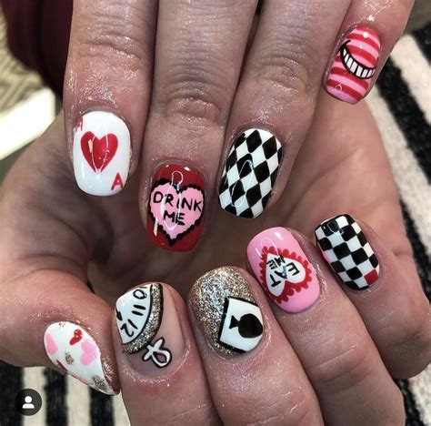 nail art day    dolls house group