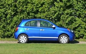 Voiture Nissan Micra : la nisan micra est plus courte qu 39 une nissan versa note et une honda fit mais est plus longue qu ~ Nature-et-papiers.com Idées de Décoration