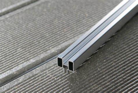 aluminium fugen profil fuer wpc schreinerartikel