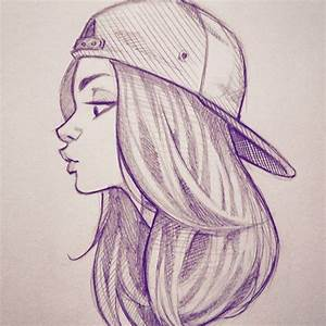 Photos: Drawing Ideas For Teenage Girls, - Drawings Art ...
