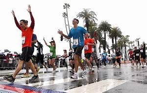 Los Angeles Marathon 2011 - Framework - Photos and Video ...